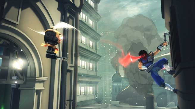 The Strider reboot will hit multiple platforms on Feb. 18.