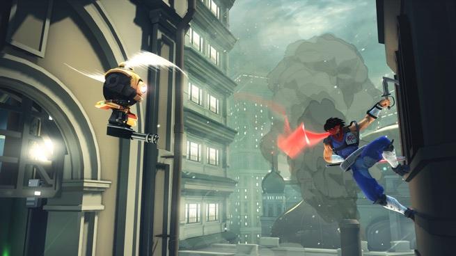 The Strider reboot will hit multiple platforms on Feb. 18.