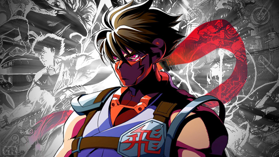 Hiryu is impossible to describe, because everyone that has seen him is dead.