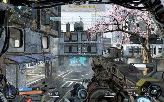 Titanfall beta on PC