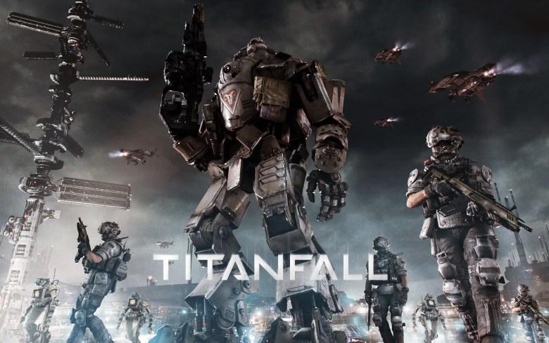 Titanfall is happening.