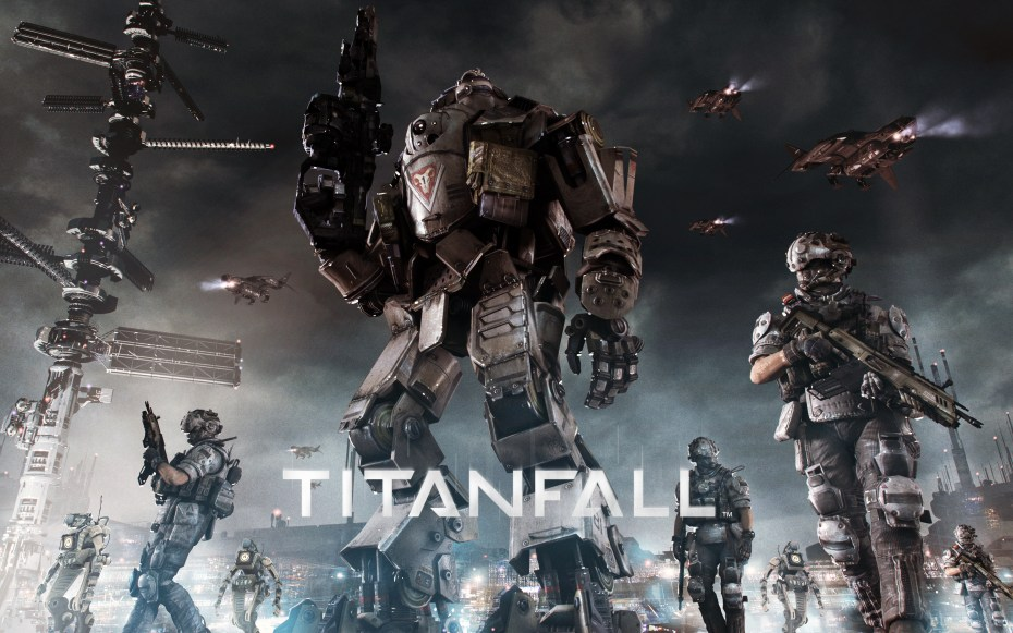 Titanfall is happening.