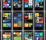 Windows Phone tiled