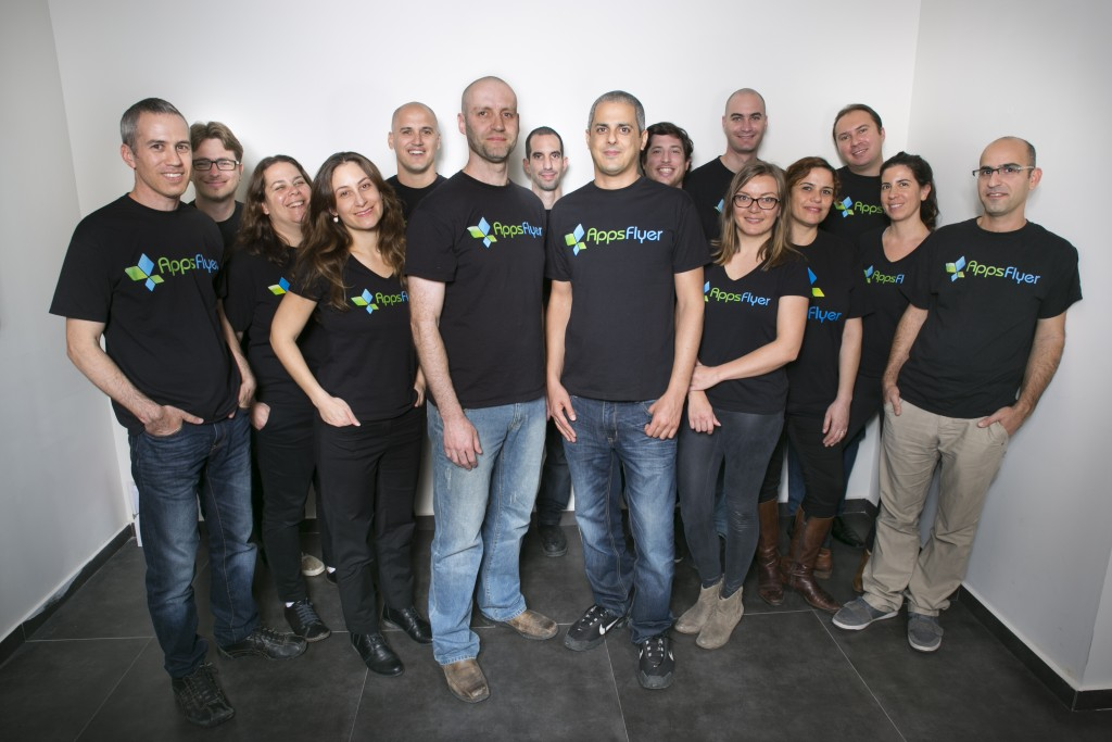Appsflyer's people.