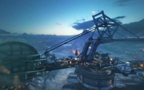 Call of Duty: Ghosts Behemoth map