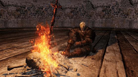 Players won't have to wait too long before fast-travelling between bonfires.