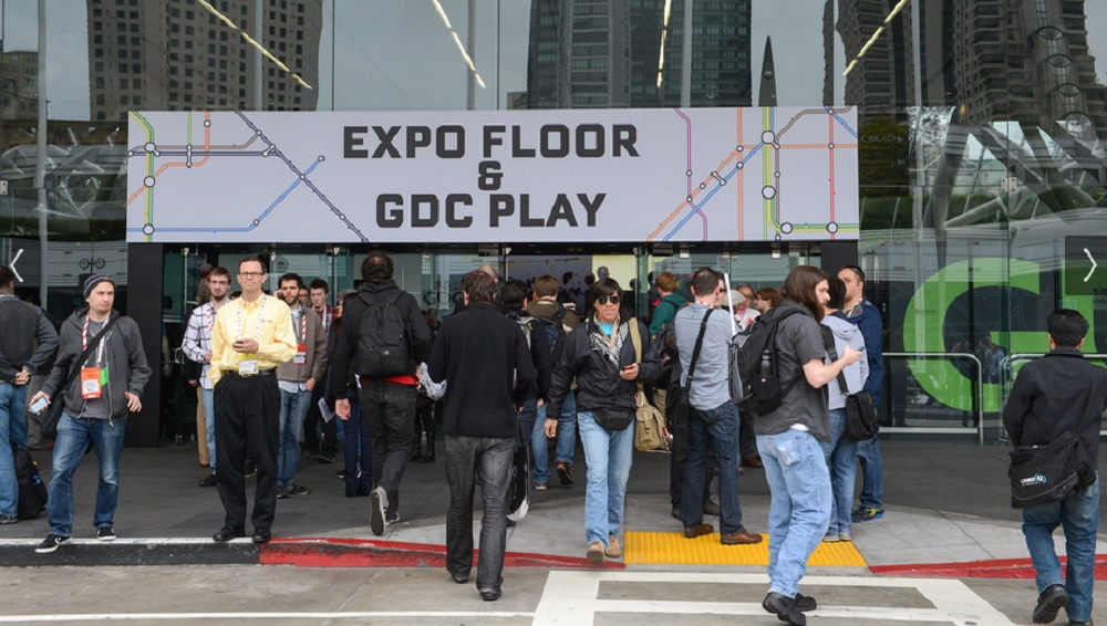 GDC 2013 crowd.