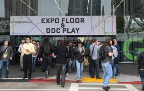 GDC 2013 crowd.