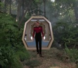 "The holodeck from ""Star Trek: The Next Generation."""