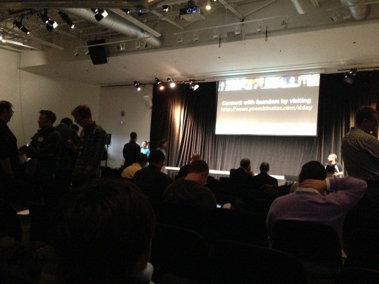 Reporting from YC's 2014 Winter Batch Demo Day
