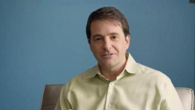 Knewton's chief executive Jose Ferreria