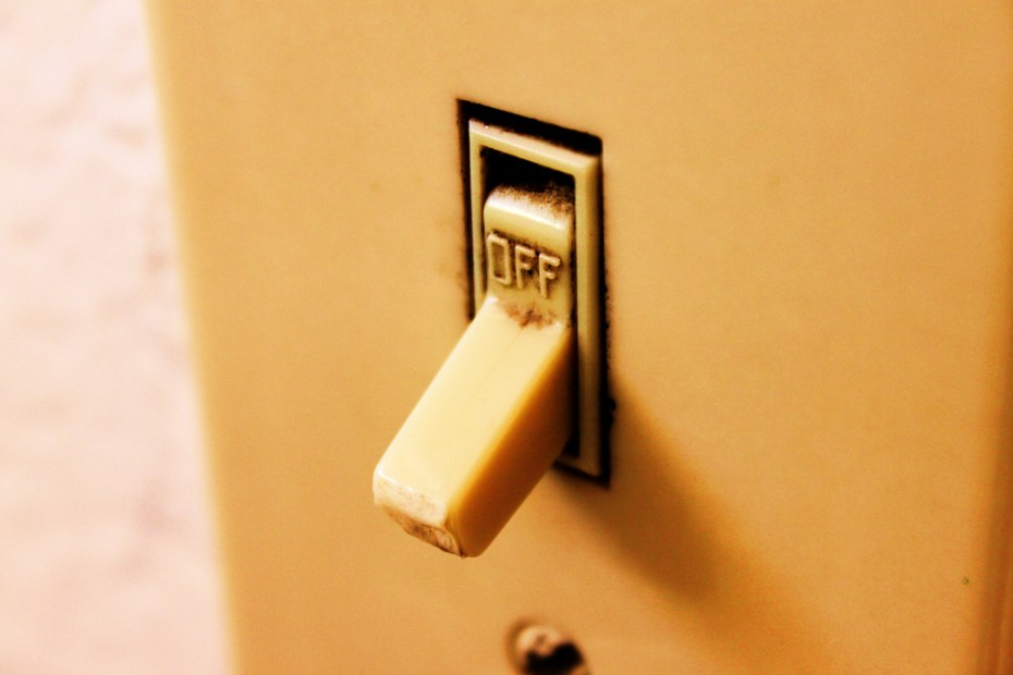 light switch Nicholas Liby Flickr