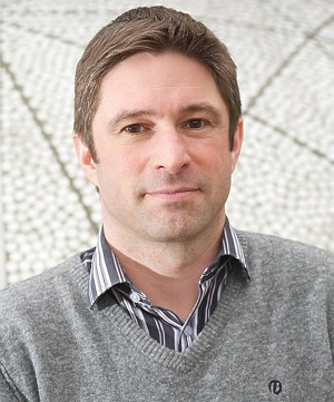 Mark Robinson of DeltaDNA