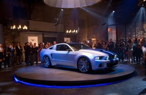 A special Ford Mustang is the hero car of Need for Speed