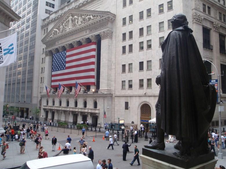 NYSE stock exchange Rolf Kleef Flickr