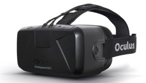 Oculus Rift dev kit 2