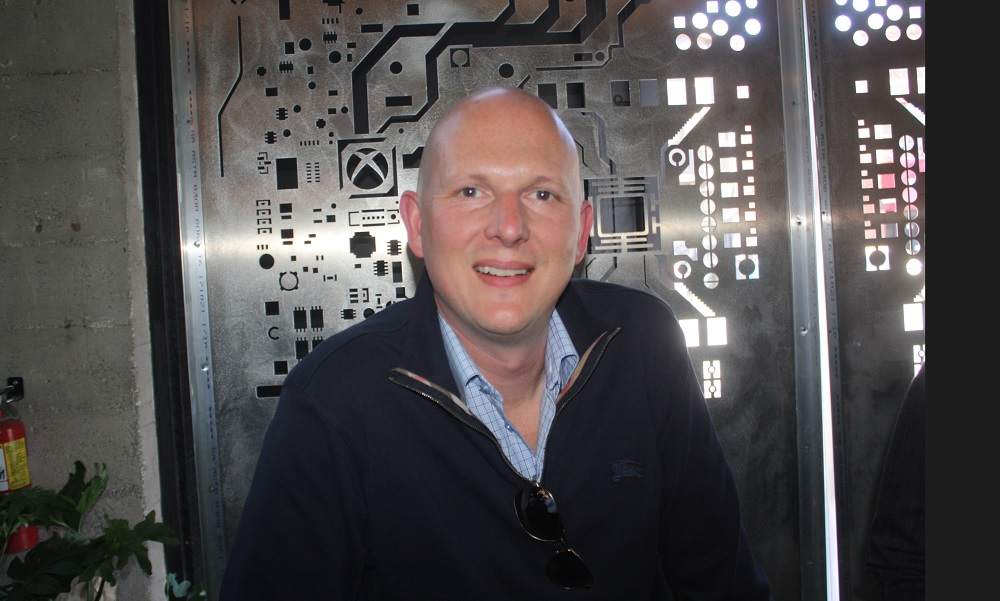 Phil Harrison, formerly of Microsoft, is now starting up his own company.