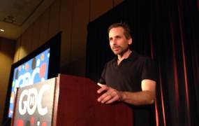 Ken Levine spoke at GDC 2014 about his desire to move on from linear narratives when designing games