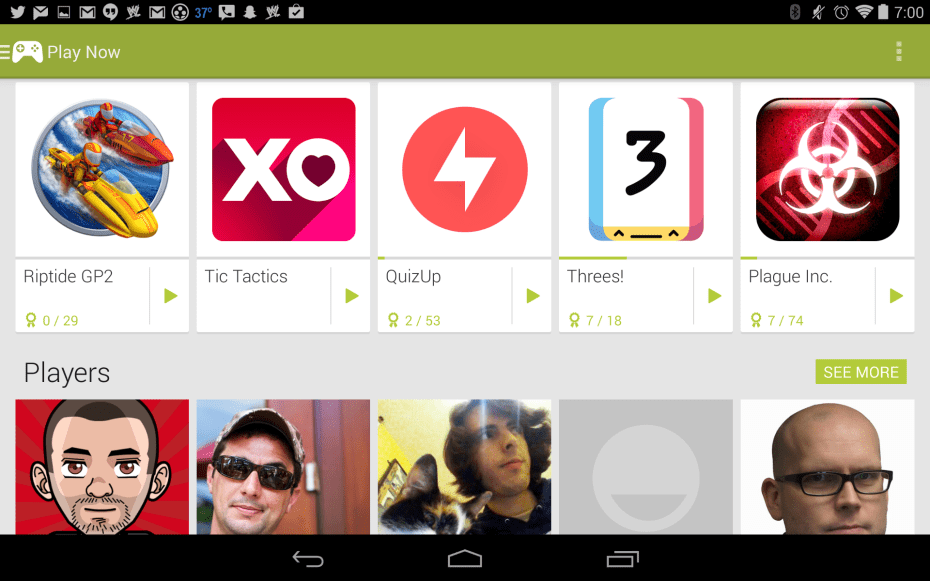 The Google Play Games app will get some new features very soon.