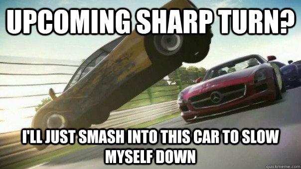 racing meme