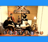 Rounds Live video chat users view the X Factor Isreal