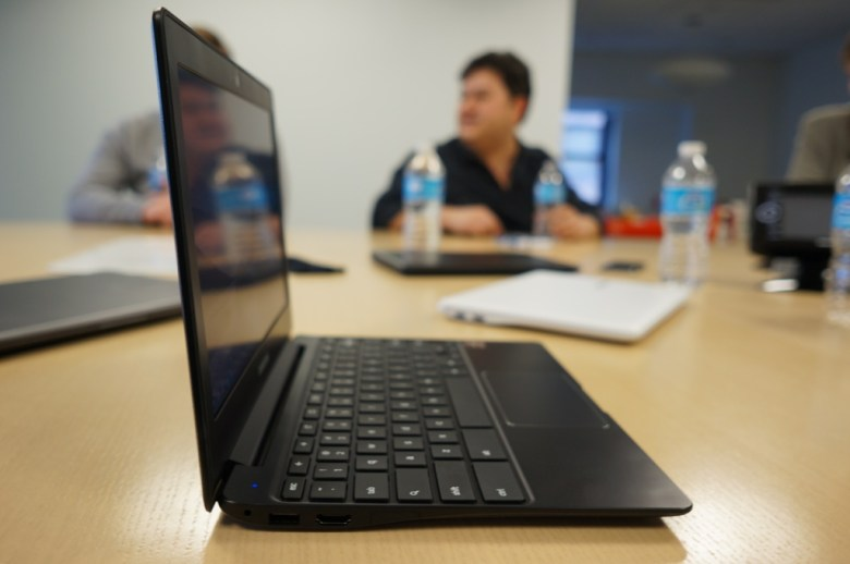 Samsung's 11.6-inch Chromebook Series 2