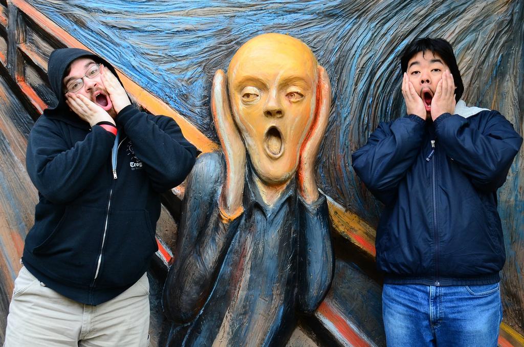 screaming slgckgc Flickr