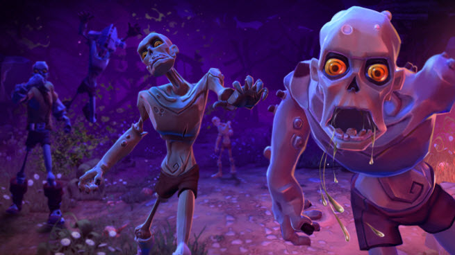 Project Spark zombies