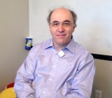 Stephen Wolfram, the founder of Wolfram Research, at SXSW 2014.
