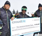 Crowdtilt helped the Jamaican bobsled team get to Sochi. Crowdtilt is hiring!