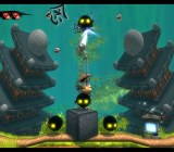 The action game Wooden Sen'Sey for Nintendo's Wii U.