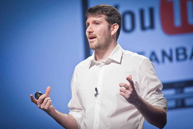 Upworthy cofounder Eli Pariser.