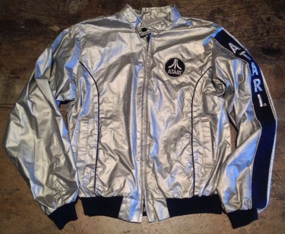 The original Atari jacket