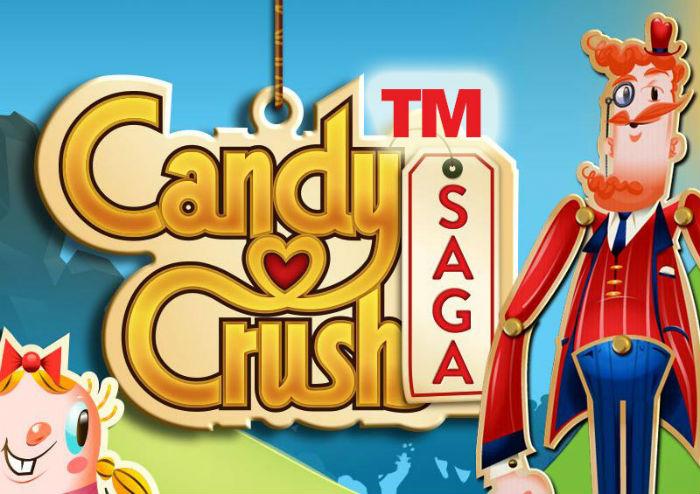 Candy Crush Saga is still