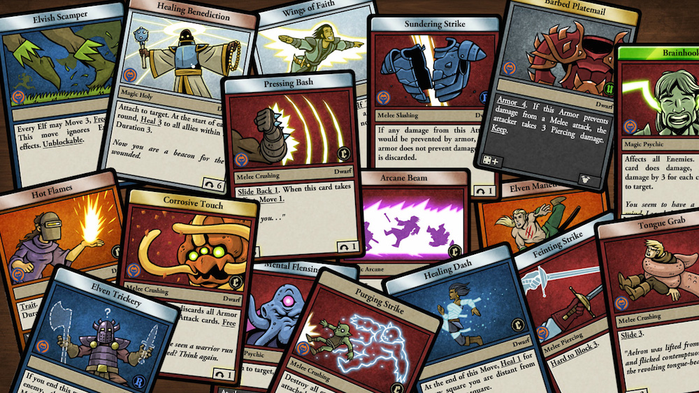 Attack of the Artifacts adds a bunch of new cards -- loot, monsters, and spells.