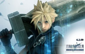 Cloud from Square Enix's Final Fantasy VII.