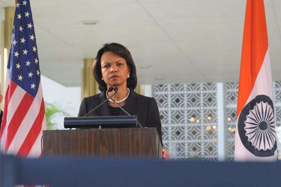 Condoleezza Rice, Dropbox's new board member.