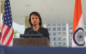 Condoleezza Rice, Dropbox's new board member.