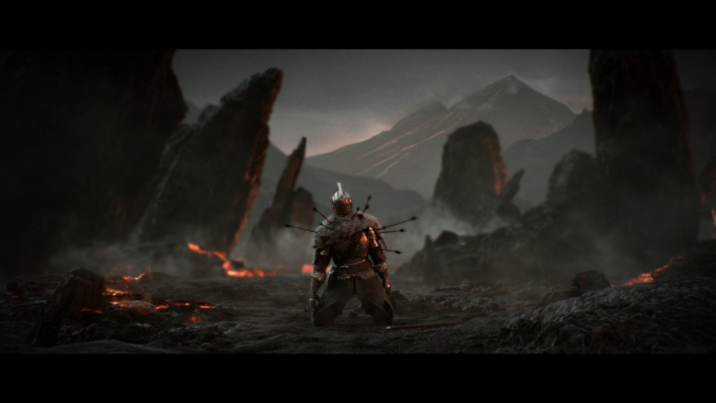 Death comes all too easily in Drangleic. It's more dangerous to live there than in the real world.