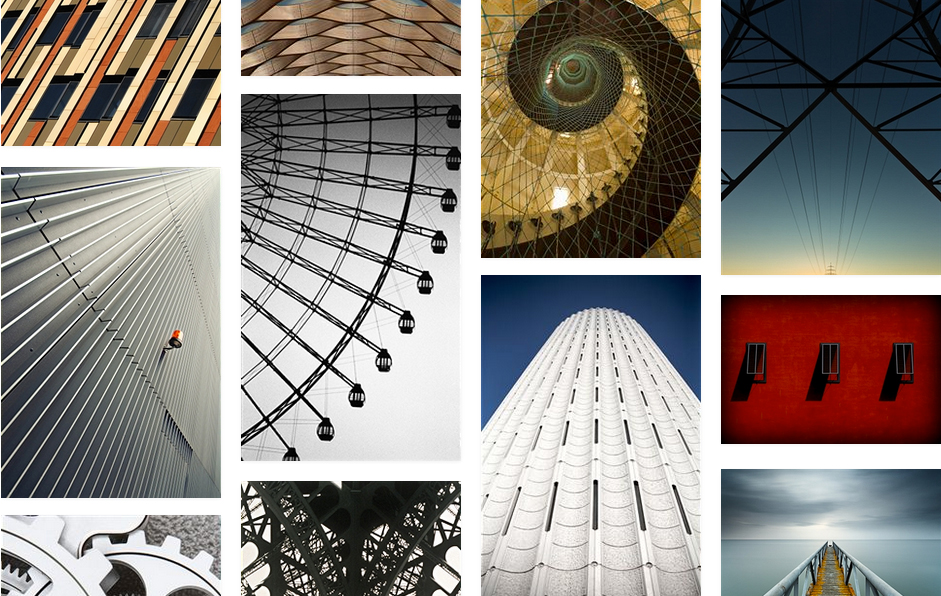 """Images for sale from Photos.com's """"Structural"""" collection."""