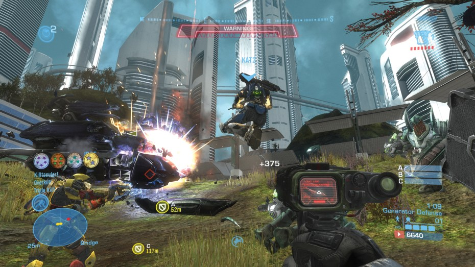 Halo's success helped build the Xbox brand.