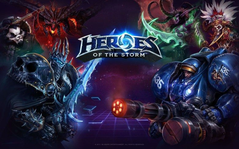 Heroes of the Storm is missing a few notable Blizzard characters.