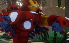 Iron Man in the upcoming Disney Infinity: Marvel Superheroes.