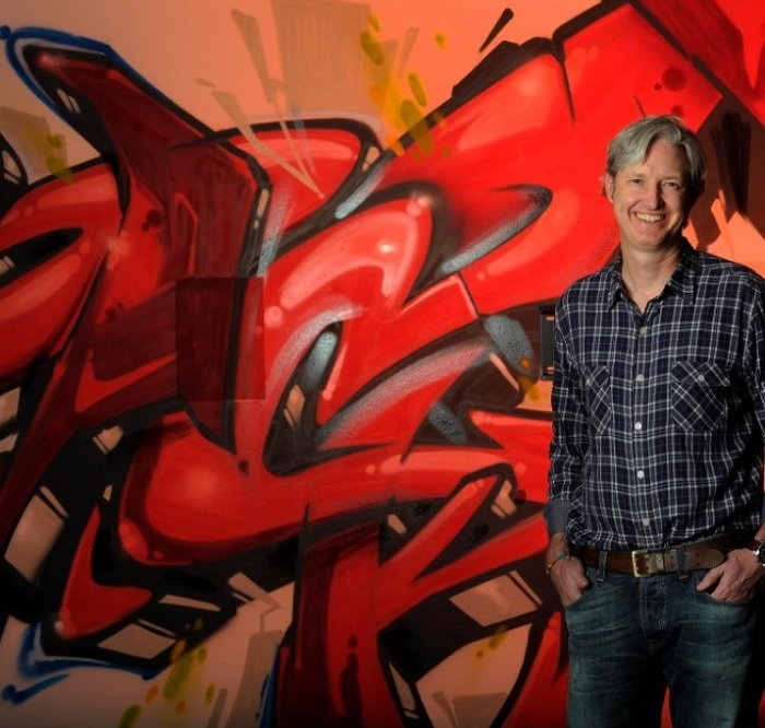 Julian Farrior of Backflip Studios.