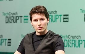 Pavel Durov.