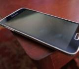 Samsung's flagship Galaxy S5.