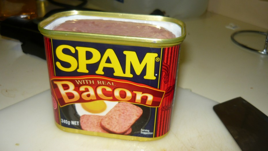 Spam Stephen Dann FLickr
