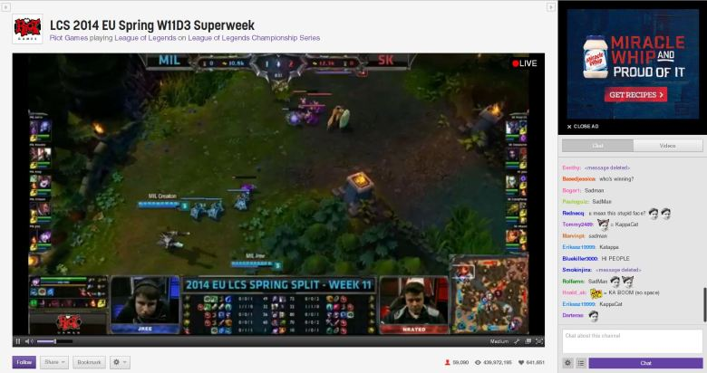 Popular tournaments broadcasted on Twitch, like those for League of Legends, will continue to bring in big PC audiences for the foreseeable future. And now Amazon can make use of these viewers.