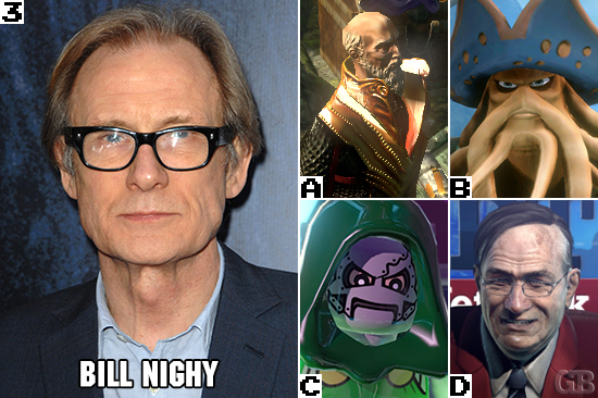 Puzzler Bill Nighy
