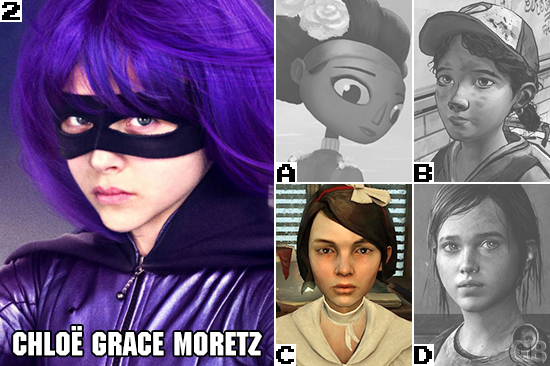 Puzzler Chloe Moretz